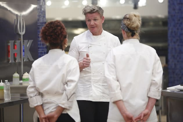 'Hell's Kitchen' Finale Ratings Steady With 2015, 'Shark Tank' & 'Originals' Rise