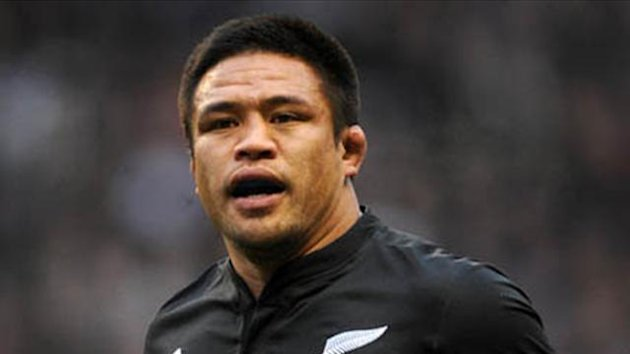Keven Mealamu - New Zealand