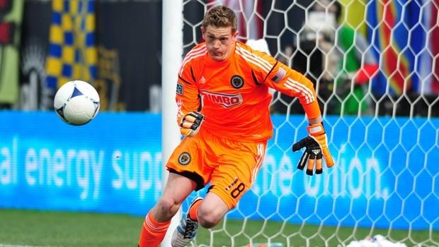 Philadelphia Union's Zac MacMath surprised by Andre Blake addition, but eager for competition