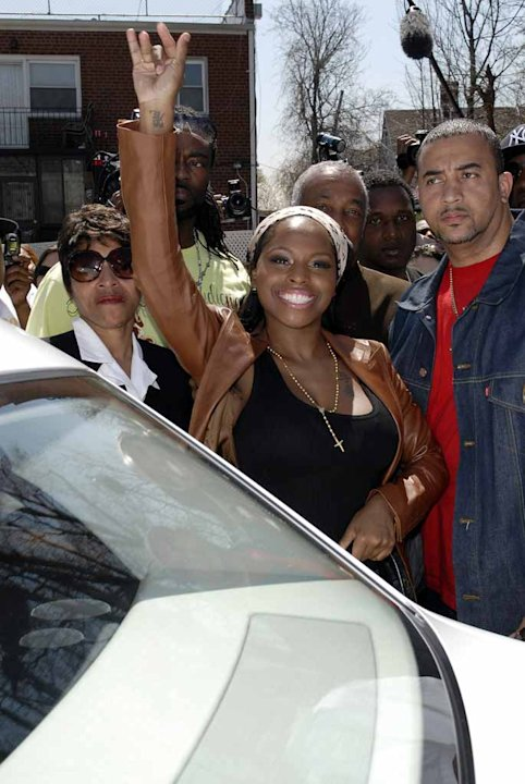 Foxy Brown Released