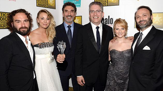 Broadcast Television Journalists Association's Third Annual Critics' Choice Television Awards - Backstage And Audience