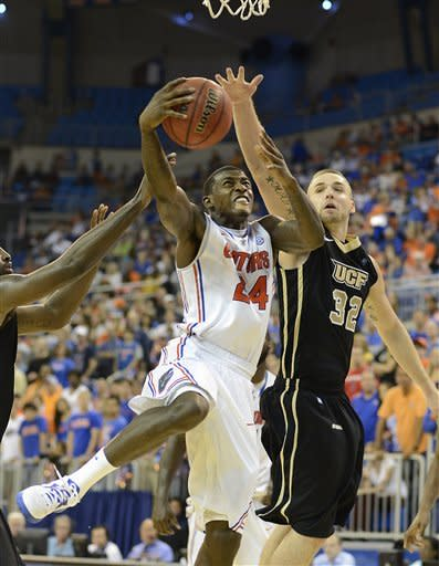 Wilbekin helps No. 7 Florida beat UCF 79-66