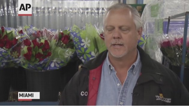 More Flowers Expected This Valentine's Day