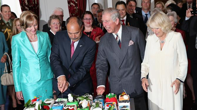The Prince Of Wales And Duchess Of Cornwall Visit New Zealand - Day 5