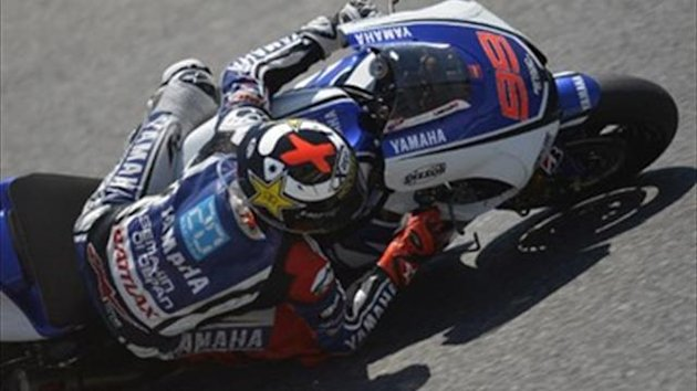 Jorge Lorenzo n?est pas contre un retour de Valentino Rossi chez Yamaha