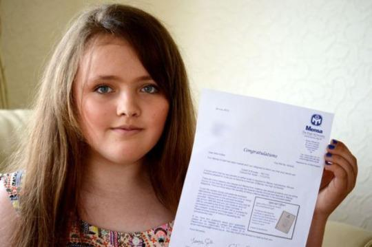 Meet the 12-Year-Old With a Higher IQ Than Stephen Hawking and Albert Einstein
