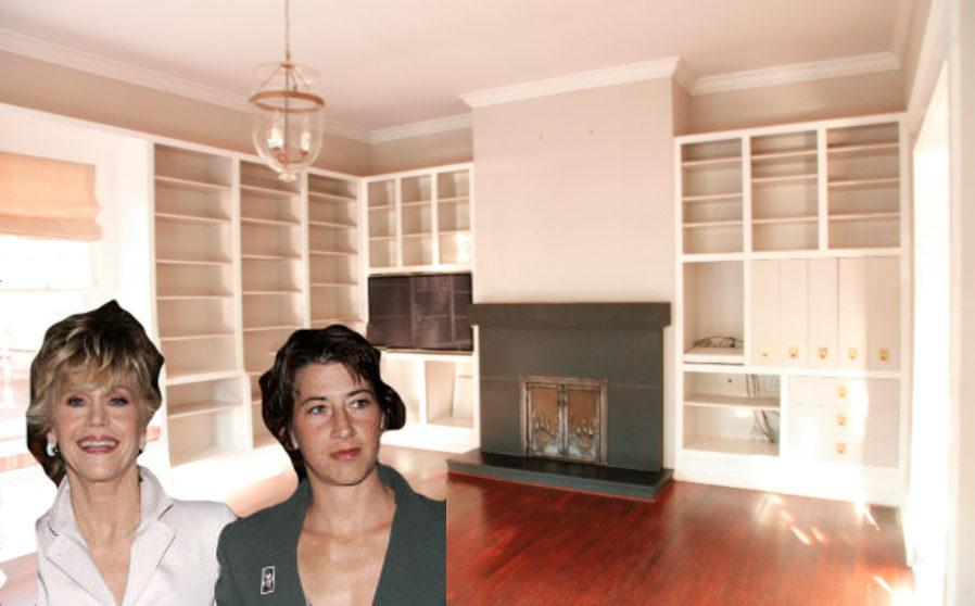 For Sale By Owner: Jane Fonda's Daughter Selling 'Enchanted' Grant Park Abode