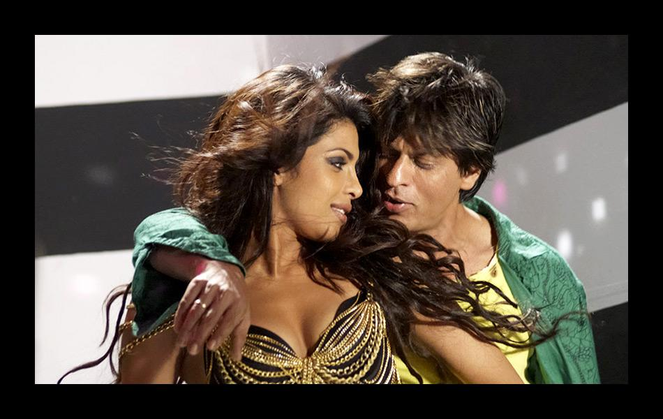 Shah Rukh and his sizzling leading ladies