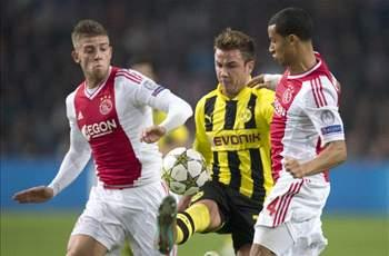 Ajax defender Alderweireld dismisses Premier League switch