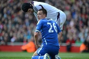 Terry and Cech to travel with Chelsea for Stoke trip