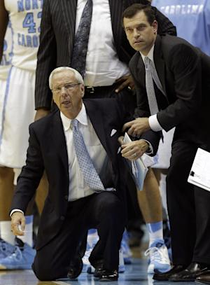 Hairston, McDonald won't travel with No. 24 UNC