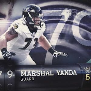 'Top 100 Players of 2015': No. 79 Marshal Yanda