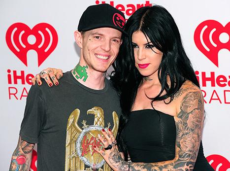 "Kat Von D Splits From DJ Deadmau5: ""Man, I Sure Was Wrong"""