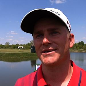 Adam Long interview after Round 3 of the United Leasing Championship