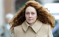 Former CEO of News Corporation's British unit Rebekah Brooks. Picture: REUTERS