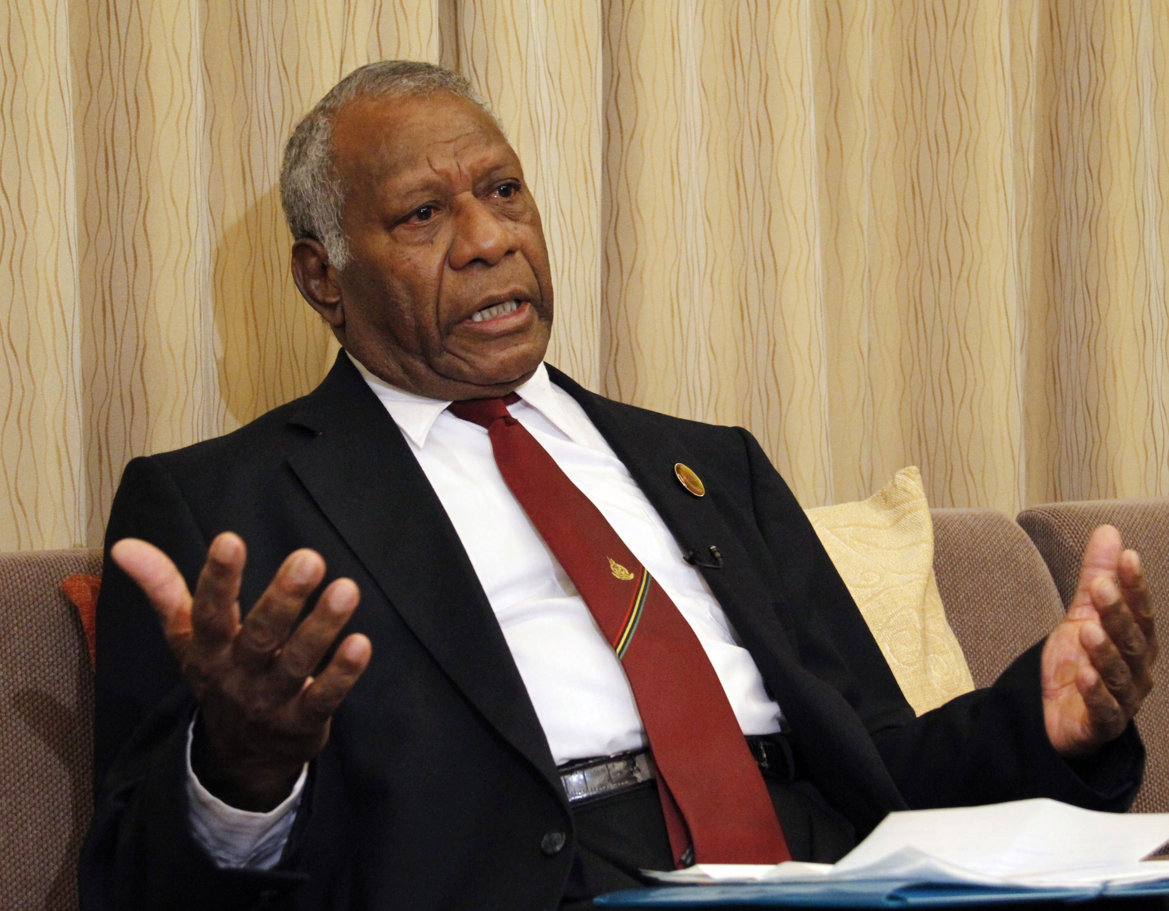 Vanuatu in political chaos after lawmakers pardon themselves