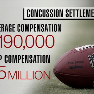 Judge approves NFL concussion settlement