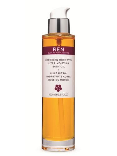 Ren Moroccan Rose Otto Body Oil