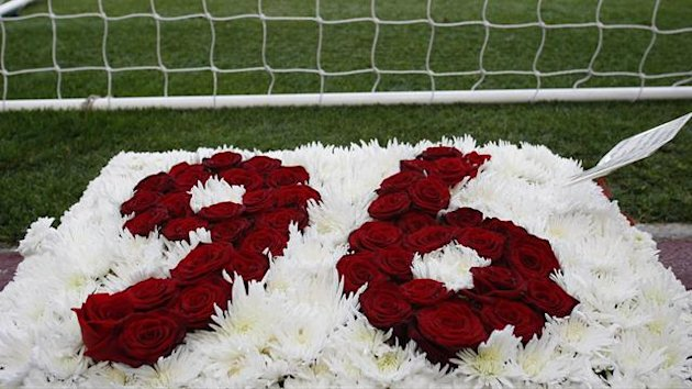 2009 Liverpool Hillsborough tribute