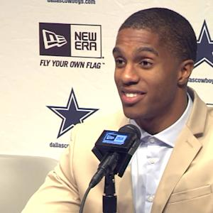 Best of Dallas Cowboys cornerback Byron Jones introduction press conference
