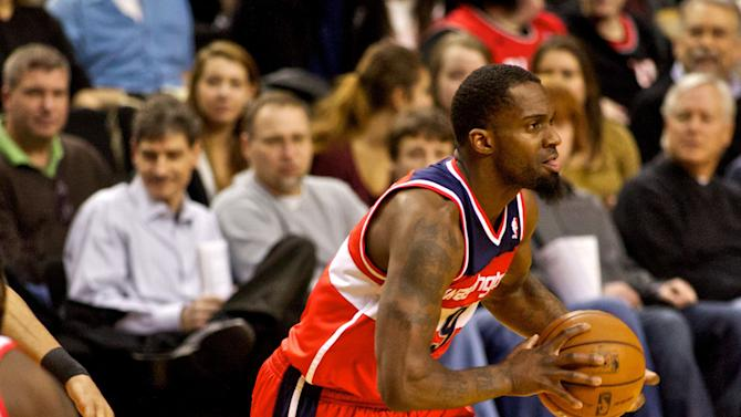 NBA: Washington Wizards at Portland Trail Blazers
