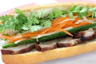 The Vietnamese banh mi sandwich was named one of the best sandwiches from around the world by 'Travel + Leisure' magazine