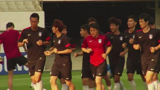 Test A look at South Korea before the World Cup draw