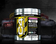 C4 Exteme Creatine powder — Cellucor