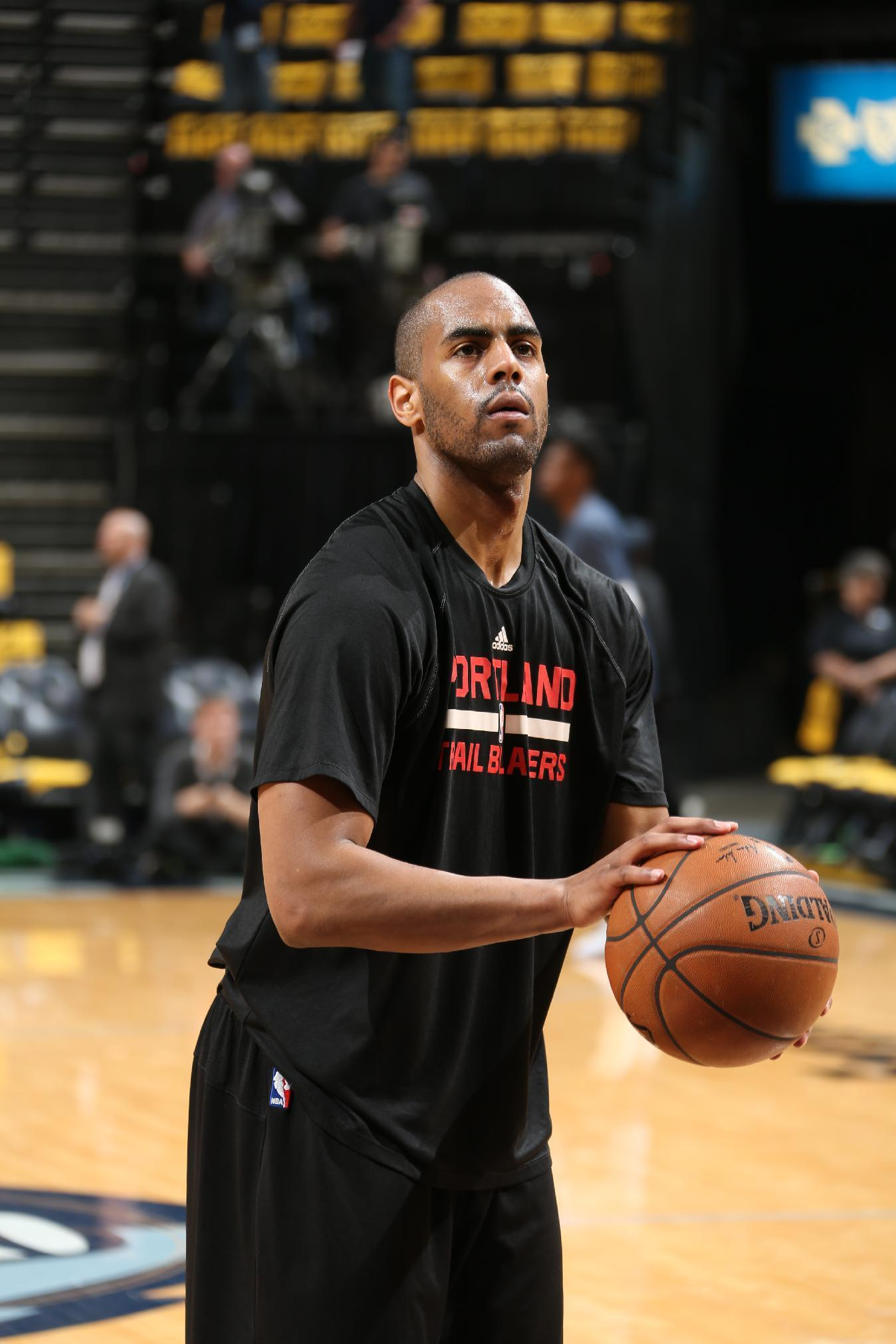 Portland's Afflalo probable for Game 3 vs. Grizzlies