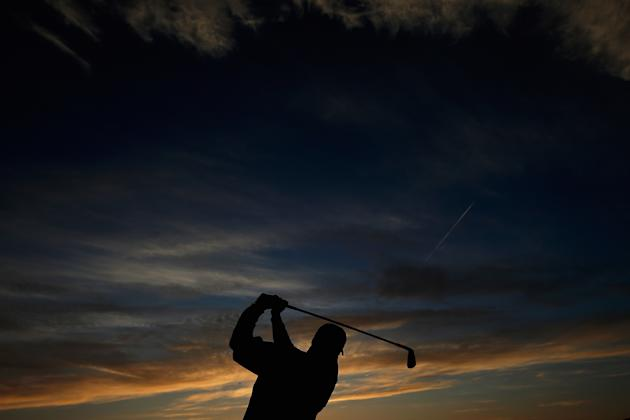 KLM Open - Day Two