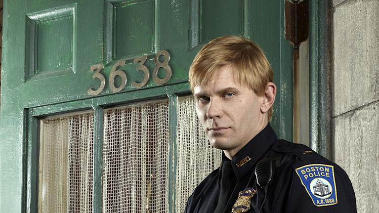 "Mark Pellegrino stars as Bishop in ""Being Human."""