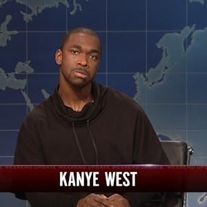 Weekend Update: Kanye West