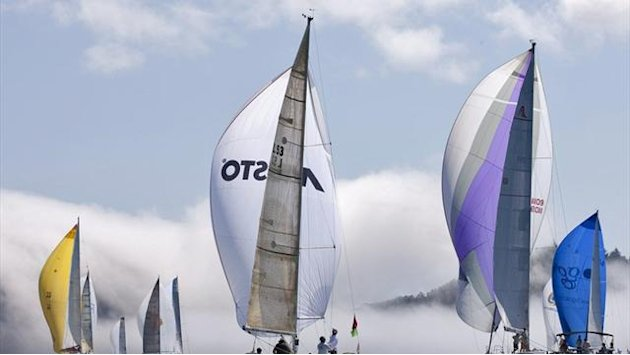 Segeln - Kieler Woche: Teil der Champions Sailing League