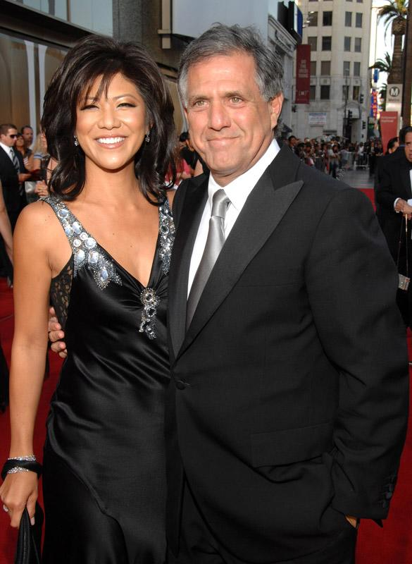 Julie Chen and Les Moonves Al Pacino Honored with 35th Annual AFI Life Achievement Award