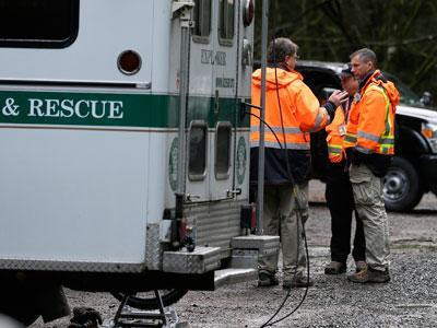 No Sign of Missing Skydiver in Wash. State