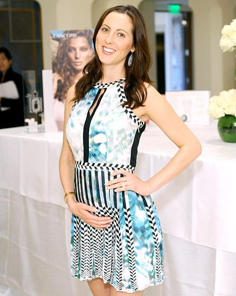 Eva Amurri, Pregnant With First Child, Debuts Her Baby Bump: Photo