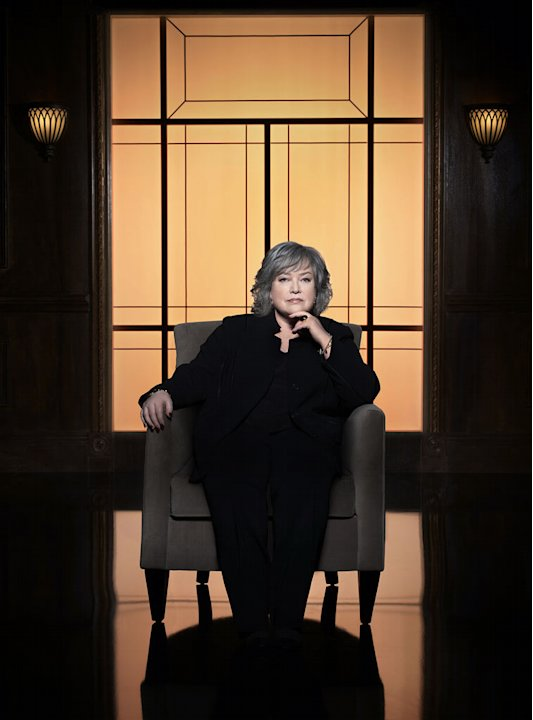 "Kathy Bates stars as Harriet ""Harry"" Korn in ""Harry's Law."""