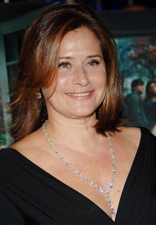 Lorraine Bracco at The Sopranos Sixth Season Premiere.