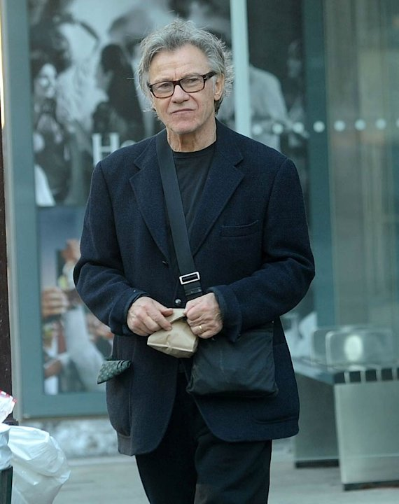 Harvey Keitel Out InNY