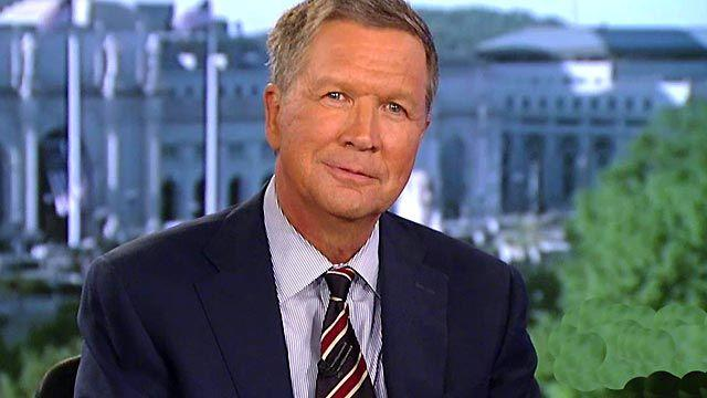 John Kasich on what distinguishes him from the GOP pack