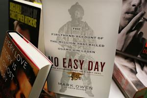 "A copy of ""No Easy Day"", an account of the …"