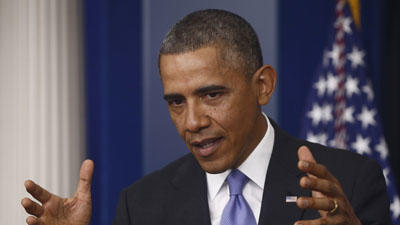 Obama Aims to 'Fix' Health Plan Cancellations