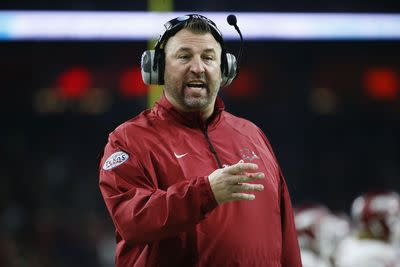 'Cookin' Hog with Chef Bret Bielema' is the SEC Network's new hit TV show