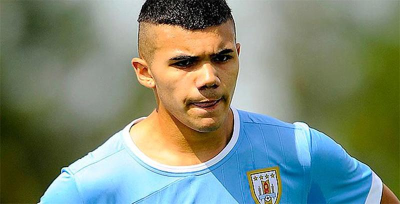 <p>The 18-year-old Uruguay winger has shown bags of potential at such a young age having scored four goals in 24 games for River Plate between 2014-2016 before earning a move to Atletico Madrid last summer. He has also scored nine goals in nine U20 appearances. </p>