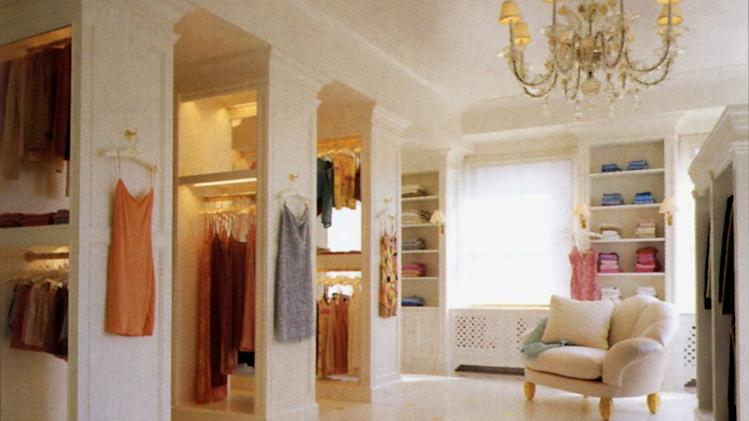 Peek into the closets of the stars mariah carey