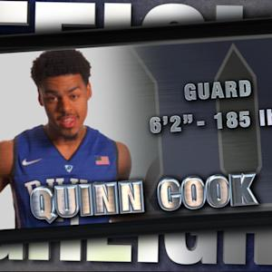 2014-15 Official Highlights | Duke G Quinn Cook