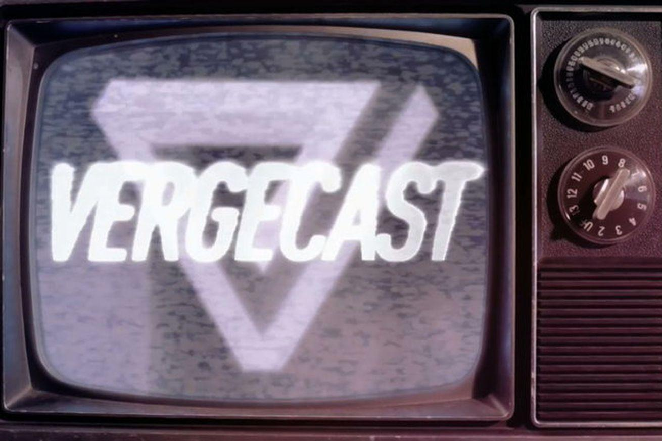 The Vergecast will be live today at 4:30pm ET!