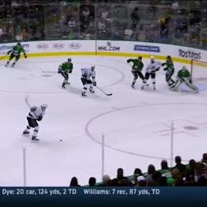 Kari Lehtonen Save on Drew Doughty (09:25/1st)