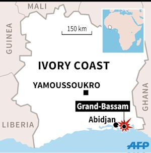 Attack in Ivory Coast
