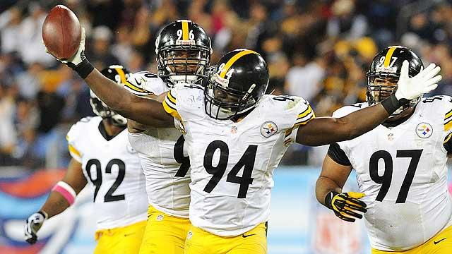 Can Steelers stun the Giants?